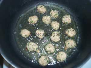 Cuisson boulettes pour thiou boulettes 1