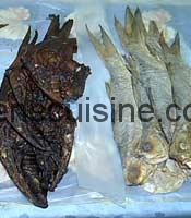 poisson séché guédié guédji