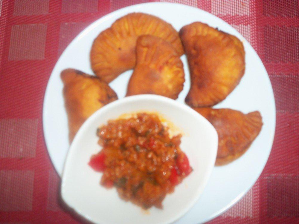 Assiette de fatayas
