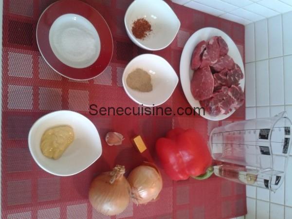 Photo Boeuf Sauté aux oignons et poivrons