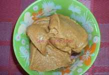 Pâte d'arachide ou Beurre de cacahuètes