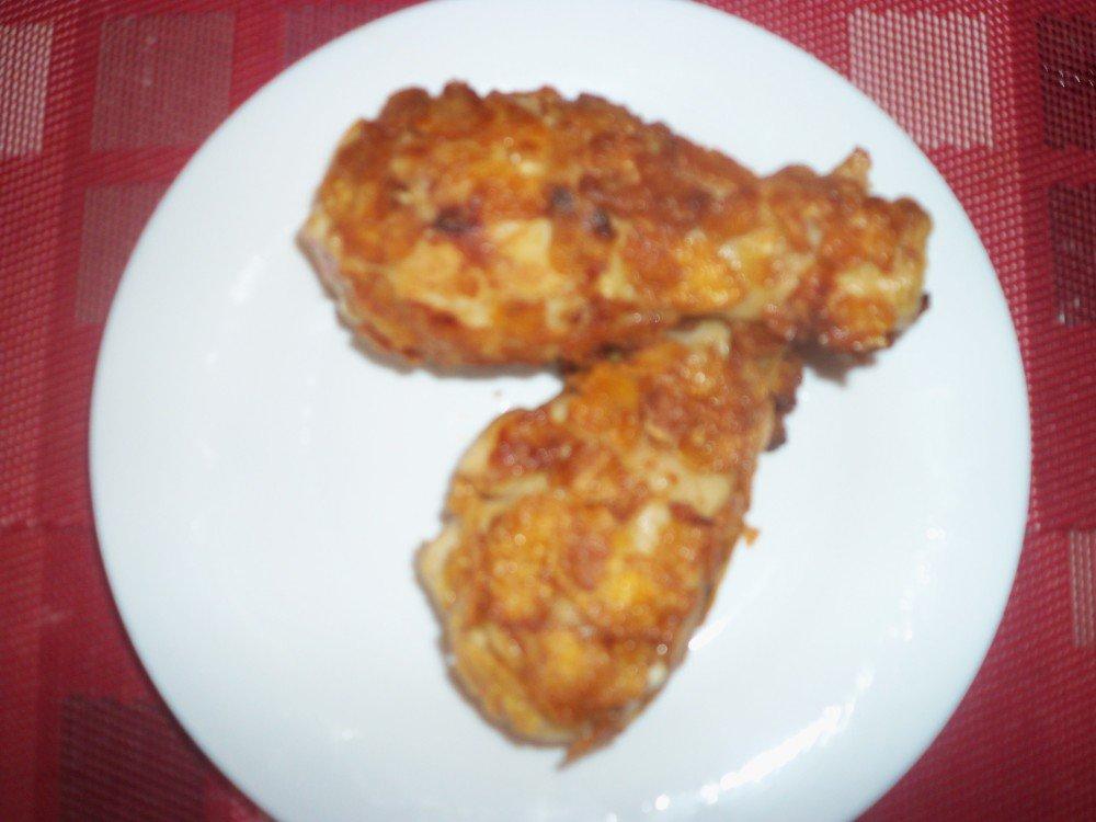 Poulet pané façon KFC