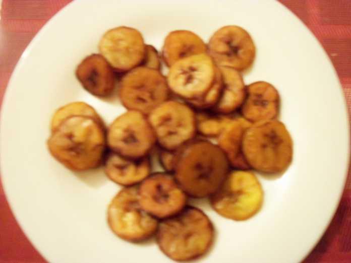 Alloco ou bananes plantain