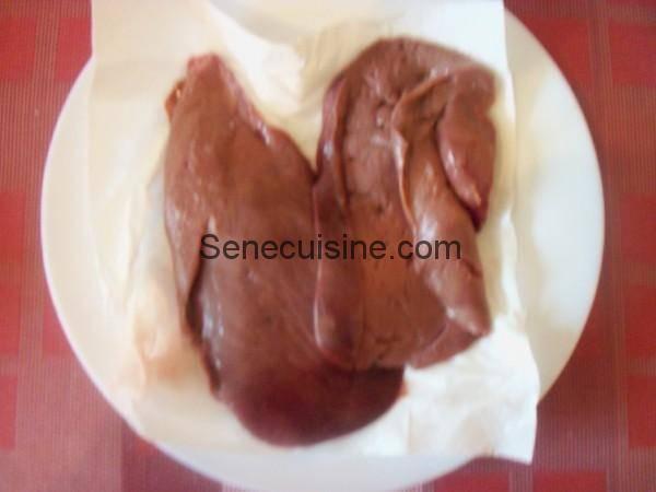Comment pr parer du bon foie de boeuf senecuisine - Comment cuisiner du jarret de boeuf ...