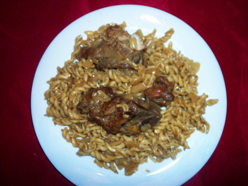 Macaronis la viande recette rapide la s n galaise - Recette de cuisine senegalaise ...