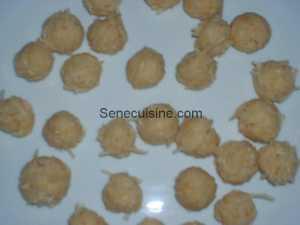 Préparation beignets d'emmental 3