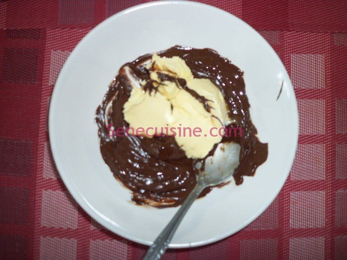Préparation brownie 1