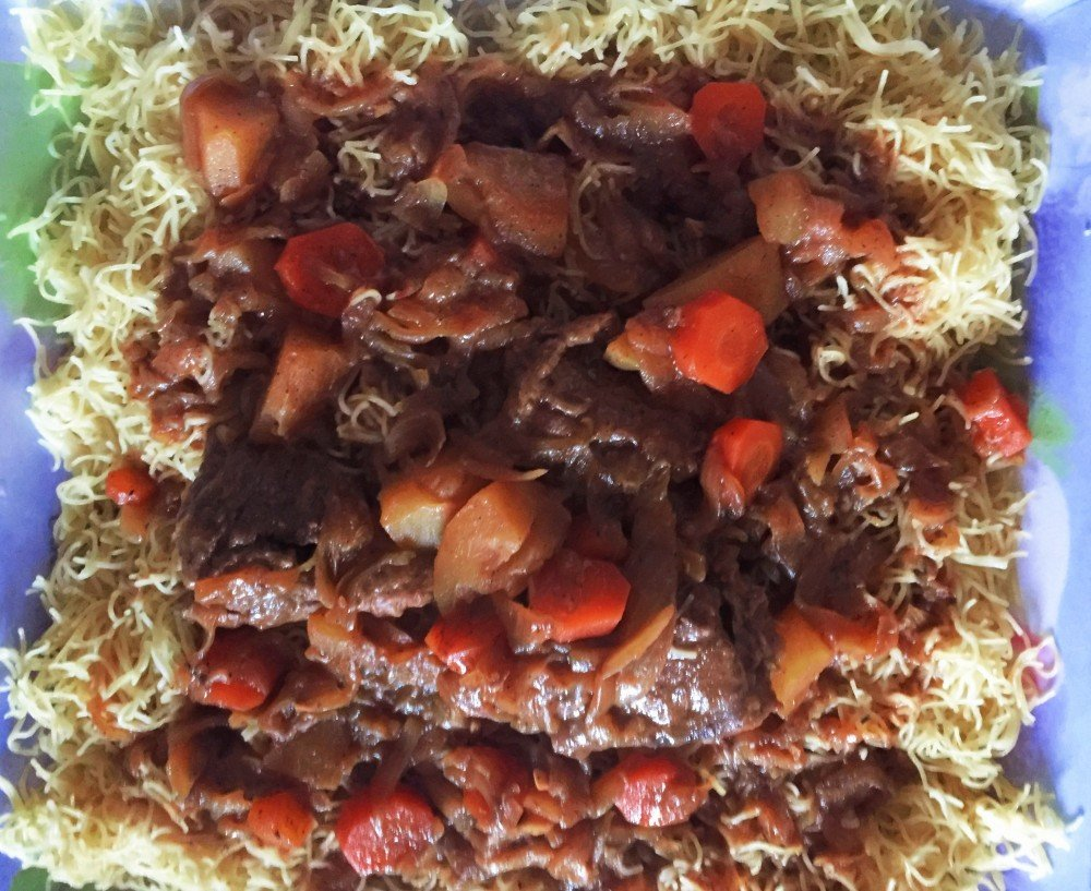 Comment Cuisiner Les Vermicelles De Riz on